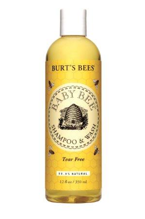 海淘小蜜蜂推荐:Burt's Bees 宝宝洗发沐浴露