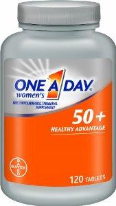 德国拜耳 Bayer 每日一粒 50岁以上女性综合维生素