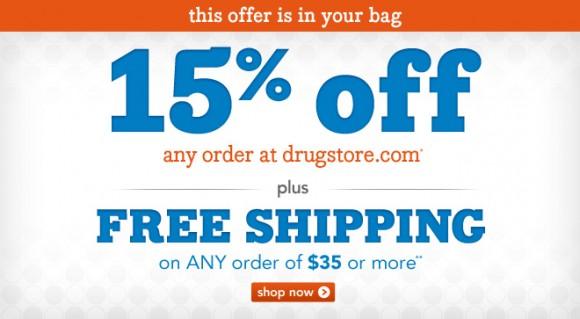 48小时倒计时,Drugstore官网无最低消费全场85折