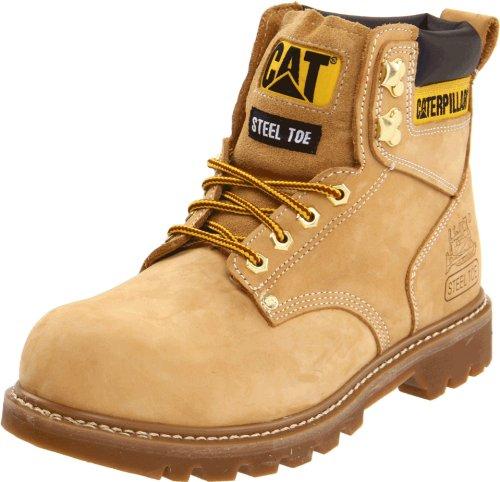 海淘工装靴推荐,Caterpillar Second Shift ST 卡特彼勒工装靴