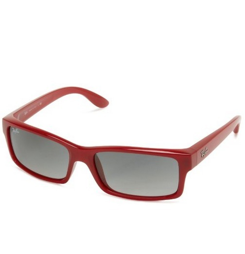 ray ban unisex sunglasses  ray-ban 0rb4151 rectangular
