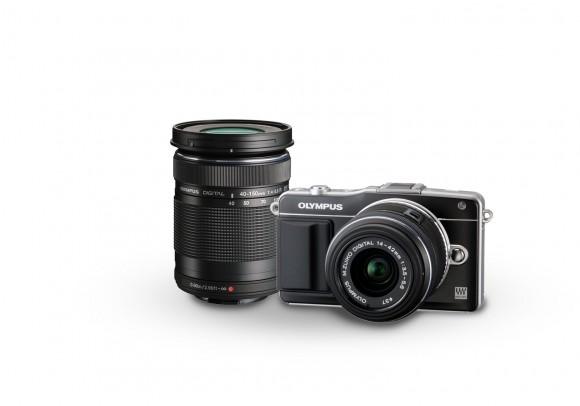 海淘微单相机,奥林巴斯 Olympus E-PM2 双镜头微单套机