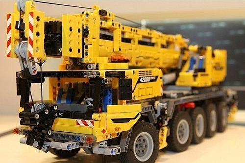 德亚海淘,LEGO Technic 42009 移动起重机,乐高科技系列机械组旗舰