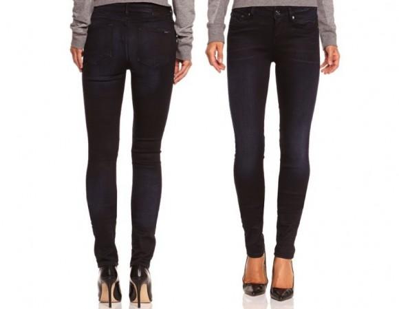 海淘女款牛仔裤,G-Star 3301 Contour Skinny 女士牛仔裤