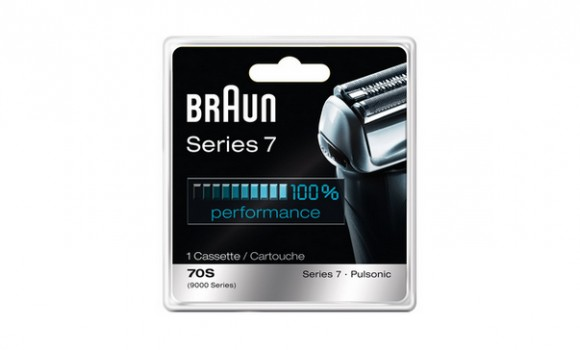 Braun 博朗7系剃须刀替换刀头,适合790CC、760CC