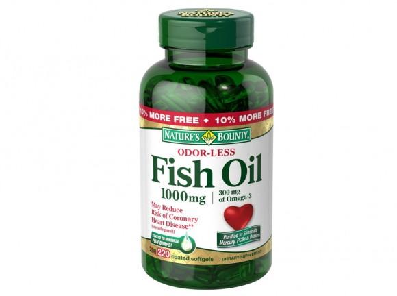 海淘鱼油推荐,Nature's Bounty 自然之宝深海鱼油