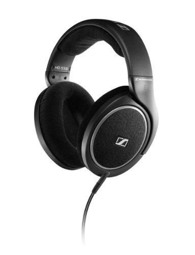 跌到谷底了,森海塞尔 Sennheiser HD 558 高端开放式耳机