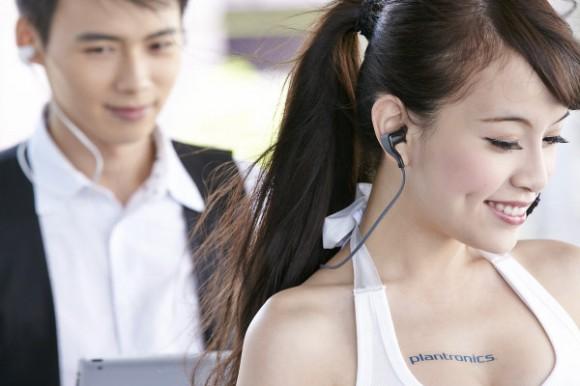 海淘蓝牙耳机,缤特力 Plantronics BackBeat GO 2 入耳式蓝牙耳机