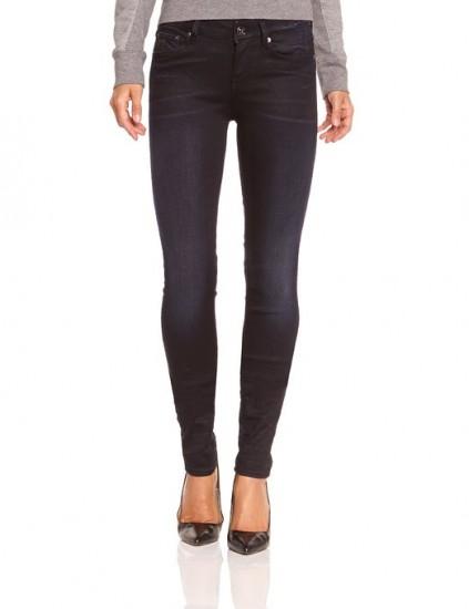 海淘女士牛仔裤,G-Star 3301系列女士修身牛仔裤