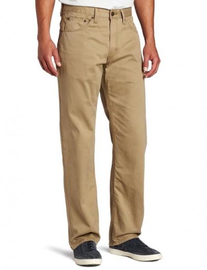 海淘休闲男裤,LEE 李牌 Premium 标准直筒休闲裤