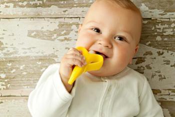 再次刷新新低,Baby Banana 婴幼儿训练牙刷香蕉造型