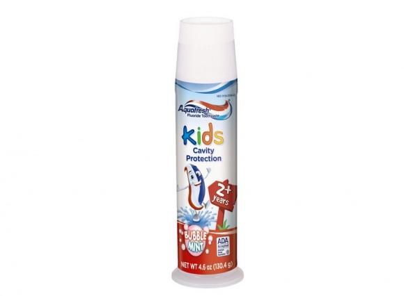 凑单的儿童牙膏,Aquafresh 儿童防蛀护齿牙膏