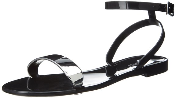 2014年新款,Nine West Barnacle Jelly Sandal 玖熙女款凉鞋