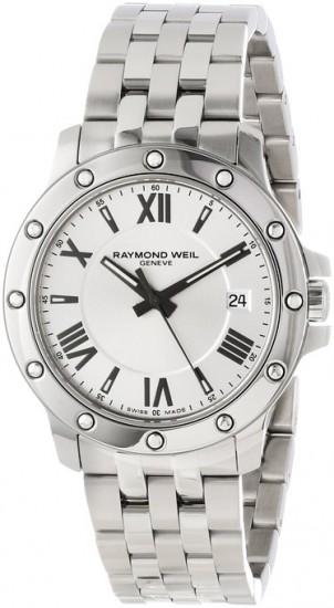 仅剩2块拼速度了,Raymond Weil 雷蒙威 5599-ST-00659 探戈系列男表
