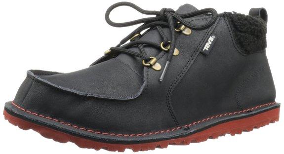 反季囤货囤白菜,Teva 男士真皮保暖冬靴、徒步鞋