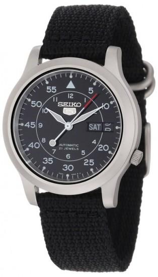 老百姓戴的起的机械表,SEIKO SNK809 精工5号自动机械表