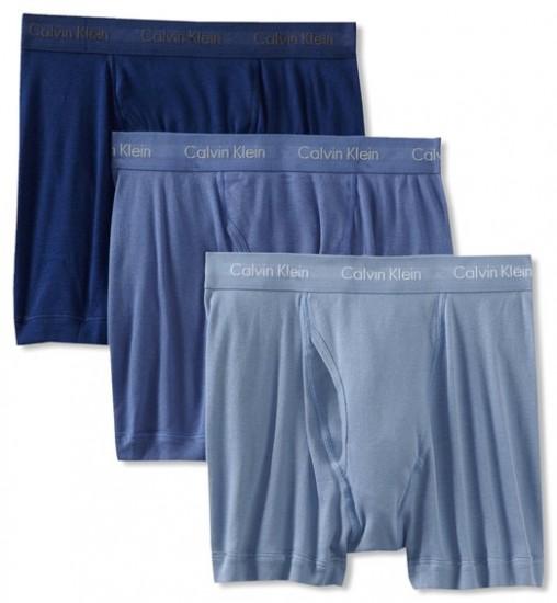 凑单小王子,Calvin Klein 男款纯棉内裤(三角、平角都有)