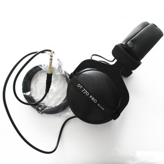 历史低价,可插手机上,拜亚动力 DT-770 Pro 头戴式耳机