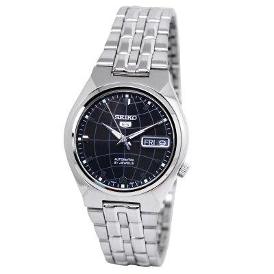 精工盾牌5号,Seiko SNKL71 精工不锈钢男士自动手表