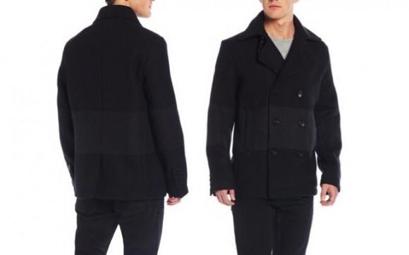 反季低价囤货,Kenneth Cole New York Classic男士羊毛大衣