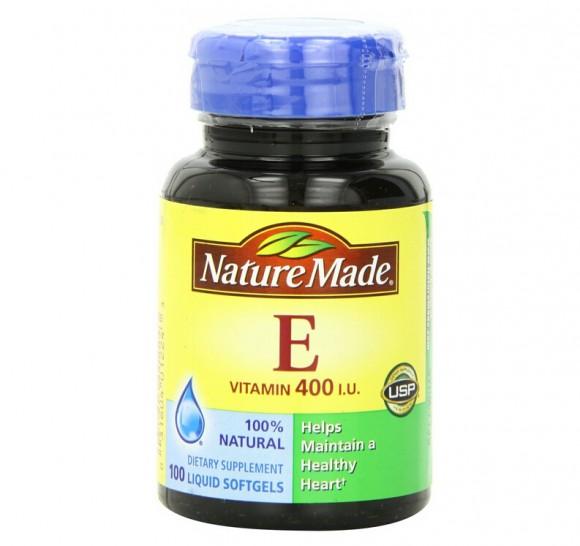 存货已经不多,Nature Made 莱萃美 纯天然维生素E软胶囊