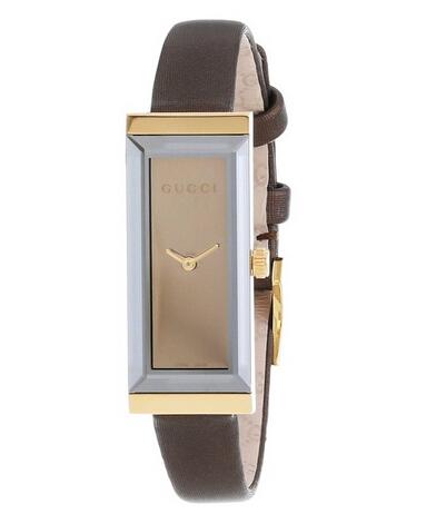 仅剩2块,Gucci YA127507 G-Frame 古驰女士简约腕表