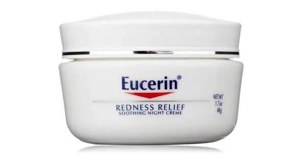 适合凑单,Eucerin 德国优色林抗红血丝舒缓保湿晚霜