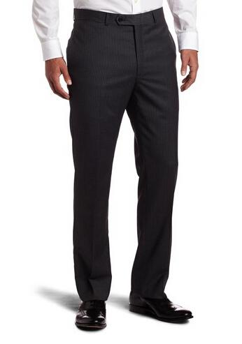 反季囤货历史新低,Tommy Hilfiger 汤米希尔费格全羊毛西裤