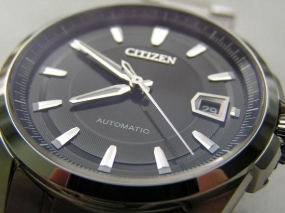 太低调了!旗舰!! Citizen 西铁城 NB0040-58E 男士全钢机械手表