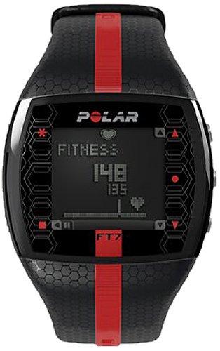 Polar 博能 FT7 有氧健身运动系列心率表,含心率带哦