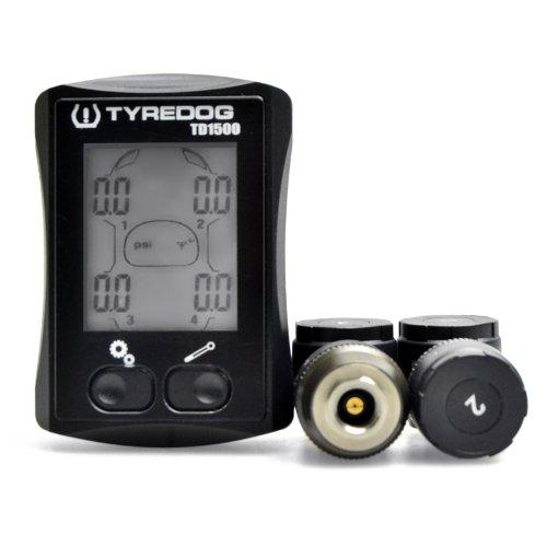 国内好价秒杀中,TYREDOG 双电源无线胎压监测器
