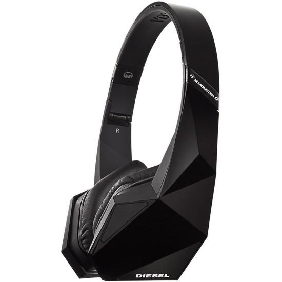迪赛定制版,魔声 Monster Diesel VEKTR 头戴式耳机