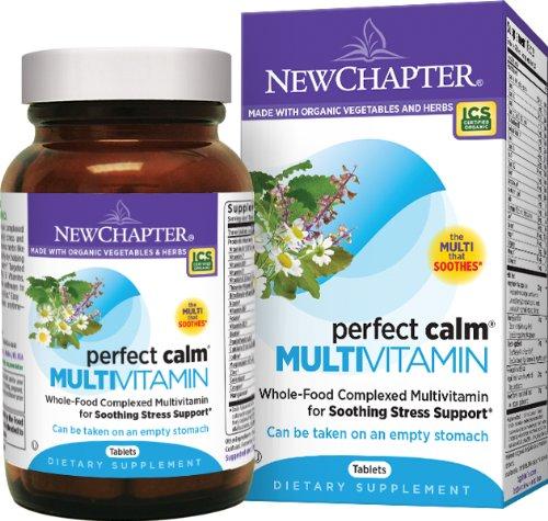 历史新低,NEW CHAPTER Perfect Calm 新章缓压抗疲劳营养素