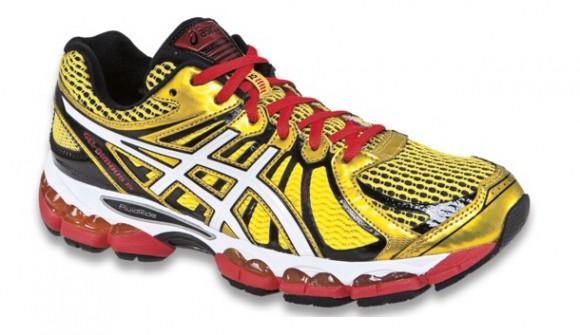 大脚福利, ASICS GEL-Nimbus 15 亚瑟士男款顶级避震慢跑鞋