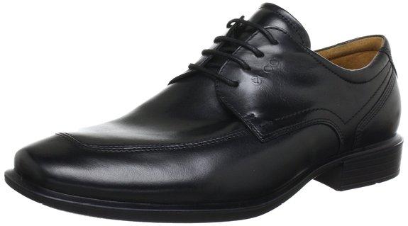 历史低价,ECCO Cairo 爱步男款正装系带皮鞋