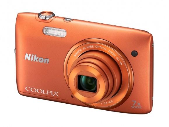 国内好价,Nikon 尼康 COOLPIX S3500 便携数码相机