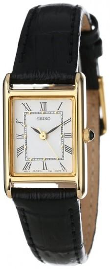 新低+8折券的小神价,SEIKO SXGN42 精工女士手表