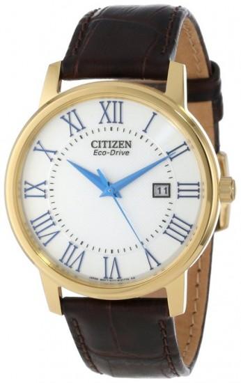 历史低价,CITIZEN BM6752-02A 西铁城男士光动能腕表