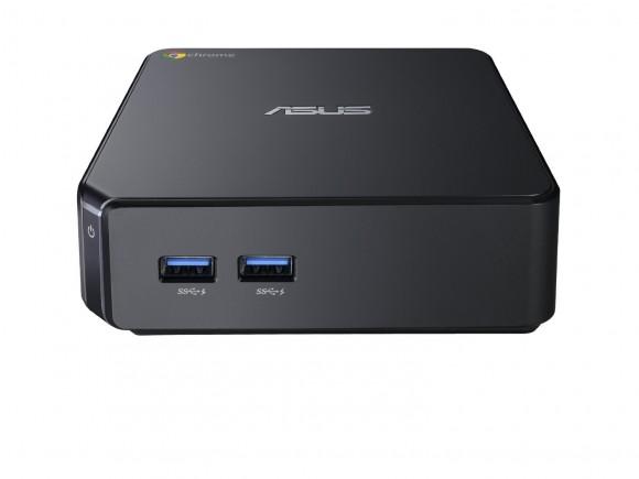 想体验ChromeOS么?ASUS CHROMEBOX-M004U 华硕桌面电脑
