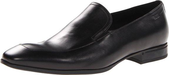 历史新低,HUGO BOSS 雨果博斯黑标男士高端正装皮鞋