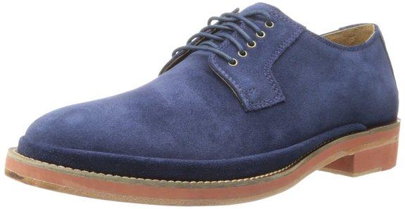 蓝色超帅气,Cole Haan 可汗男士正装牛津皮鞋