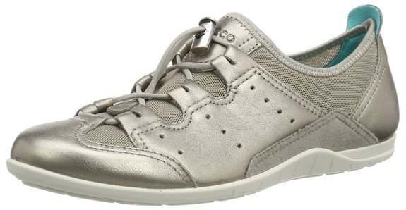 2014新款白菜价了,ECCO Bluma Toggle Flat 爱步女式休闲鞋