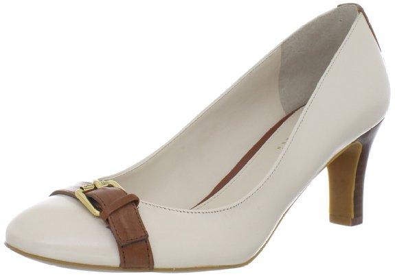 大尺码有货,Ralph Lauren 拉夫劳伦女士高跟鞋