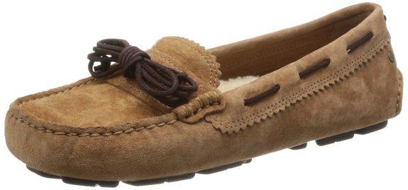 反季囤货,UGG 女士羊毛保暖豆豆鞋