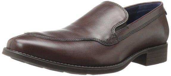 历史新低,Cole Haan Venetian Slip-On 可汗男士真皮正装鞋