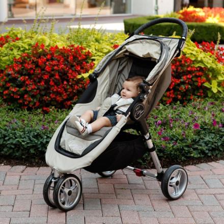 横扫当年历史新低,Baby Jogger City Mini 经典款8寸婴儿推车
