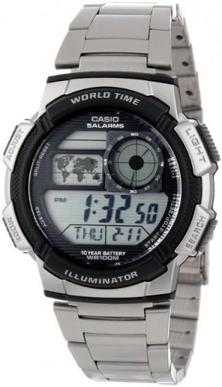 最便宜的卡西欧了!CASIO 卡西欧 AE1000WD-1AVCF 男款运动手表