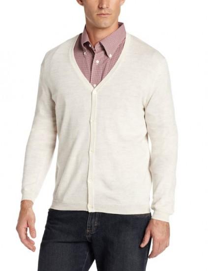反季低价,Calvin Klein Sportswear 男款羊毛开衫