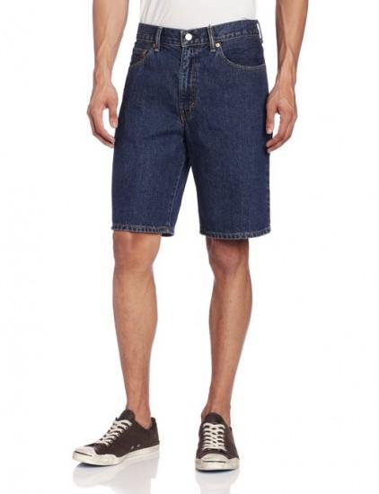 比真维斯还便宜,Levis 李维斯550系列男士牛仔短裤