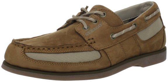 今年的当季低价,SEBAGO 仕品高 经典款男士船鞋
